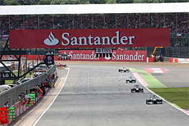Silverstone test open to the public