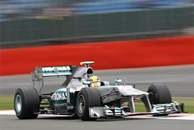 Lowe to focus on 2013 Mercedes