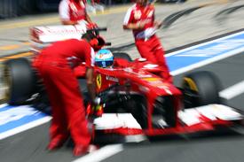 Fernando Alonso, Ferrari, German GP 2013, Nurburgring