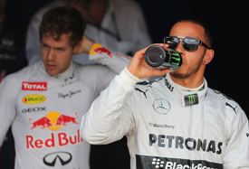 Lewis Hamilton takes German GP pole 2013