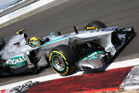 Lewis Hamilton, Mercedes, German GP 2013, Nurburgring