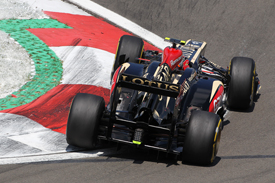 Romain Grosjean, Lotus, German GP 2013, Nurburgring