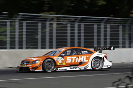 Robert Wickens DTM 2013