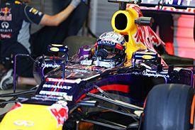 Vettel fastest as young driver test ends