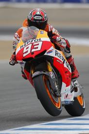 Marc Marquez, Honda, Laguna Seca MotoGP 2013