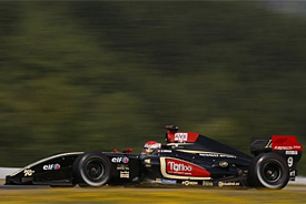Sorensen takes first win of 2013