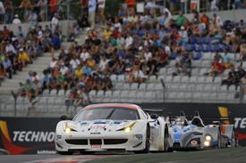 Ram Ferrari, Spielberg ELMS 2013