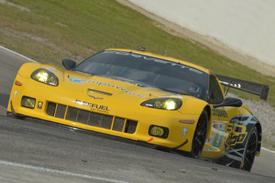 Corvette, Mosport Park ALMS 2013