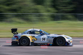 Marc VDS BMW Spa 24 Hours
