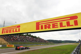 Sebastian Vettel, Red Bull, German GP 2013, Nurburgring