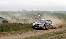 Poland set for 2014 WRC return