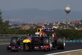 Sebastian Vettel, Red Bull, Hungarian GP 2013