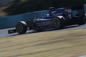 Sam Bird, Russian Time, Hungaroring GP2 2013