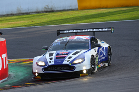 Aston Martin, Spa 24 Hours 2013