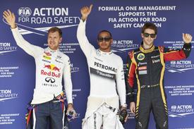 Lewis Hamilton takes Hungarian GP pole 2013