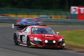 WRT Audi, Spa 24 Hours 2013