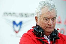 Pat Symonds F1