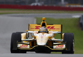 Ryan Hunter-Reay, Andretti, Mid-Ohio IndyCar 2013