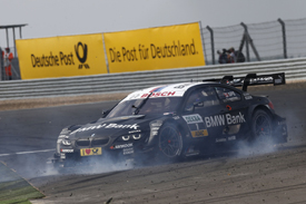 Bruno Spengler incident, Moscow DTM 2013