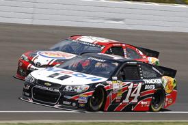 Tony Stewart Stewart-Haas Chevrolet NASCAR Sprint Cup 2013