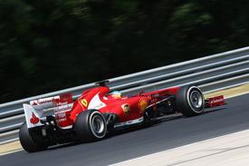 Fernando Alonso, Ferrari, Hungarian GP 2013