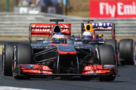 Jenson Button F1 McLaren 2013