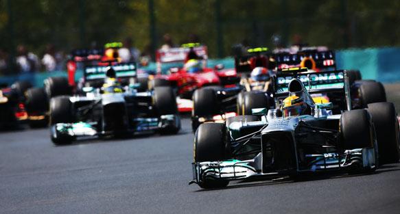 В Mercedes готовы к финальному рывку