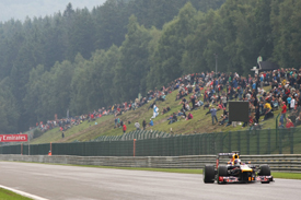 Sebastian Vettel, Red Bull, Belgian GP 2013, Spa
