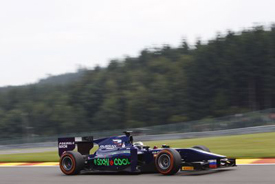 Sam Bird, Russian Time, Spa GP2 2013
