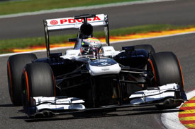 Williams F1 2013