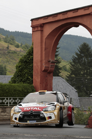 Dani Sordo, Citroen, WRC Germany 2013
