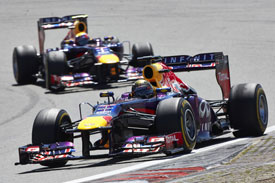 Red Bull F1 2013