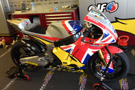 Scott Redding Moto2 2013
