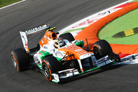 James Calado, Force India, Italian GP 2013, Monza