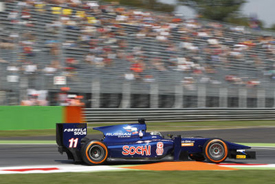 Sam Bird, Russian Time, Monza GP2 2013