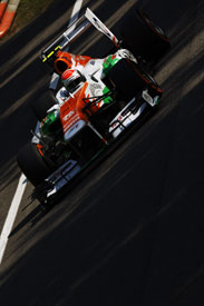 Adrian Sutil, Force India, Italian GP, Monza