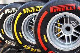 Pirelli F1 2013