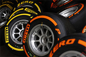 Pirelli renews GP2 and GP3 tyre deal