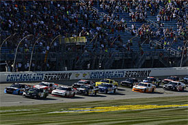 Nationwide ends NASCAR series backing