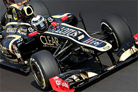 Long-wheelbase Lotus to race from Korea