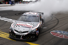 Matt Kenseth wins New Hampshire NASCAR Sprint Cup race 2013