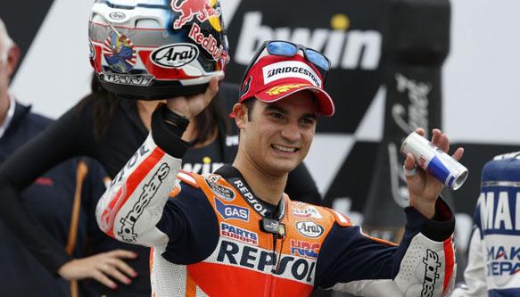 Dani Pedrosa MotoGP 2013