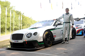 Guy Smith, Bentley, Goodwood