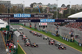 Australian GP confident of new F1 deal