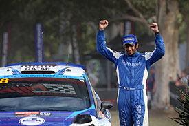 Al-Kuwari steps up to WRC Ford