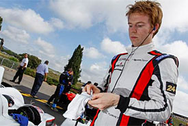 Turvey gives Jota pole at Paul Ricard