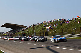 FIA GT finale postponed to November