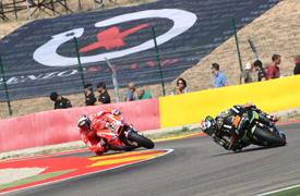 Bradley Smith, Tech 3 Yamaha, Aragon MotoGP 2013