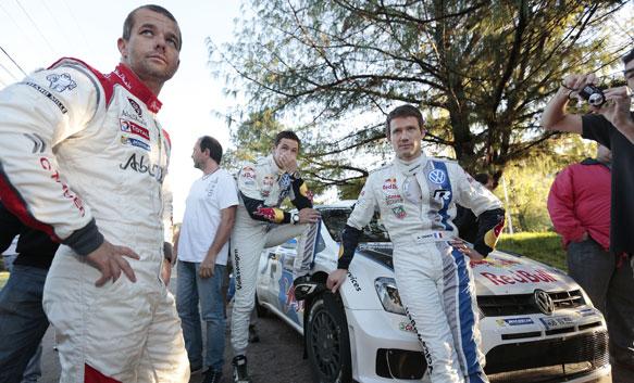 Sebastien Ogier WRC 2013