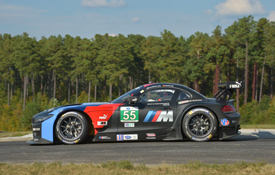 RLL BMW, Virginia ALMS 2013